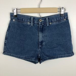 Just USA Vintage Mini Summer Casual Jean Shorts